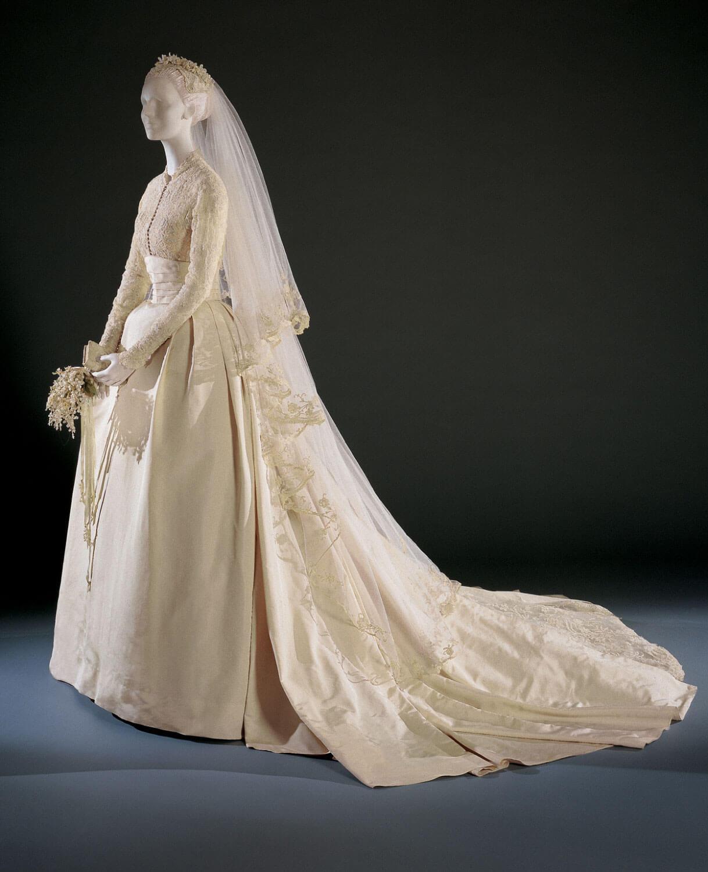 Philadelphia Museum of Art   Grace Kelly's Wedding Dress