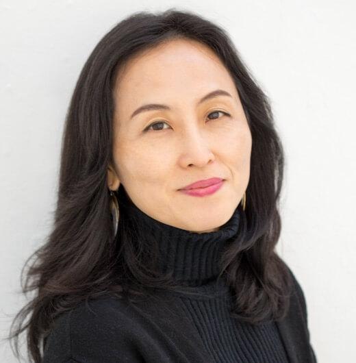 Portrait of artist Mi-Kyoung Lee