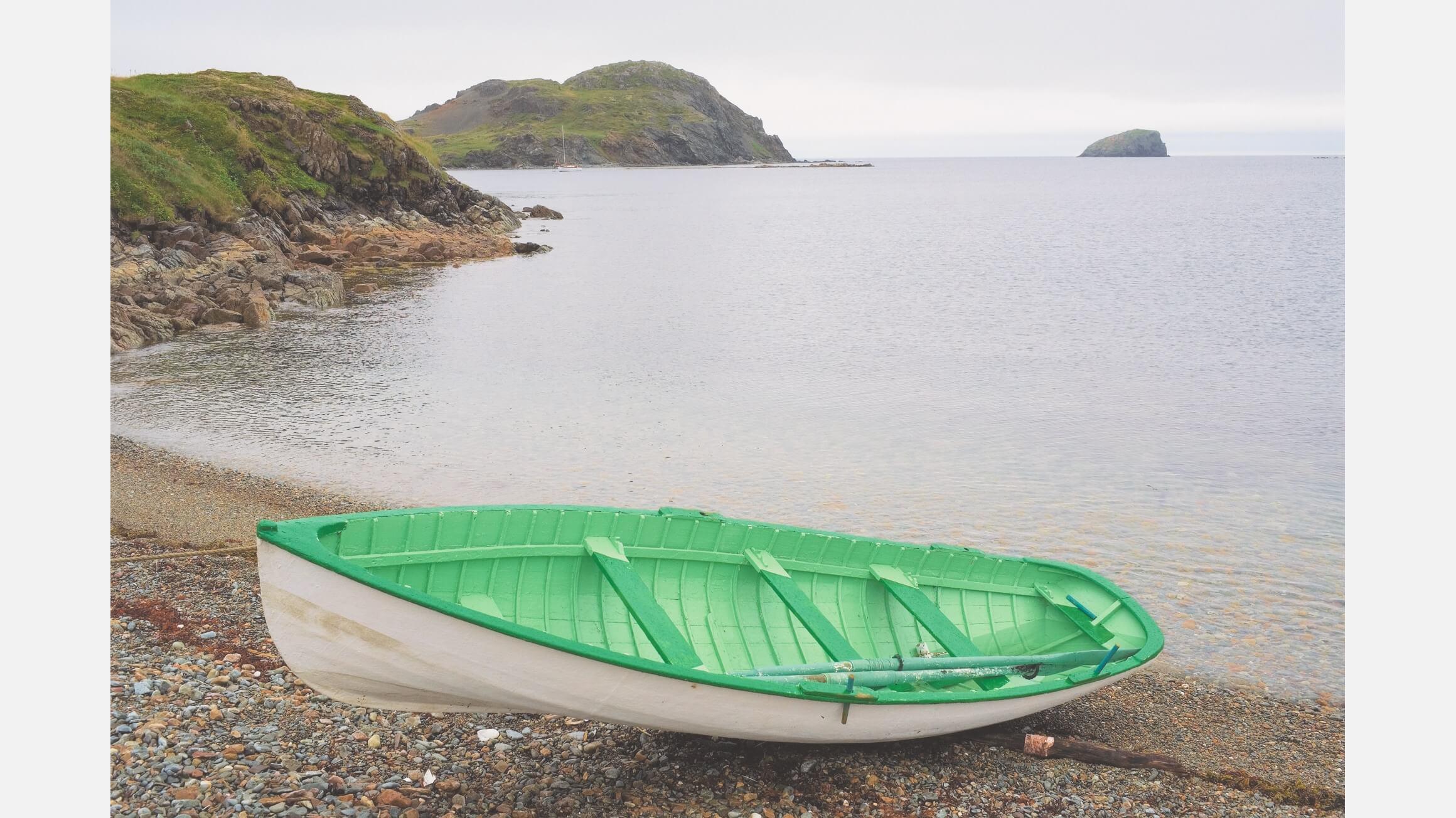 Newfoundland, 2006–8, by Richard Benson