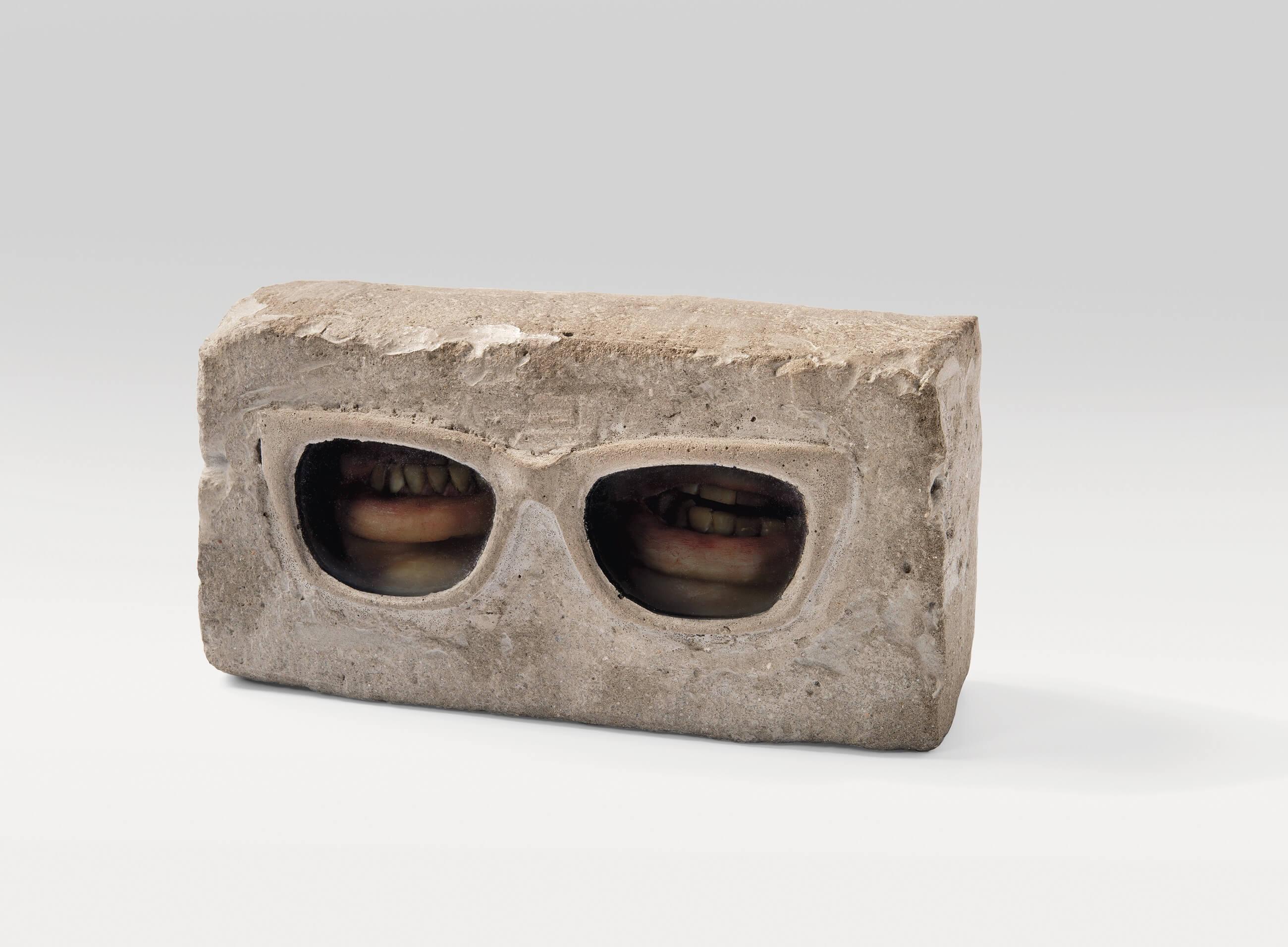 Summer Critic, 1966, by Jasper Johns